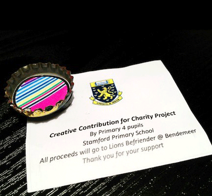 Creative Contribution for Charity - Singapore